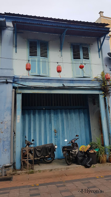Hyeon Travel Journal; Chinatown Market Terengganu