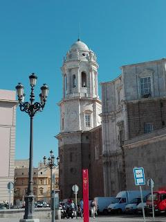 Torre de catedral de cadiz