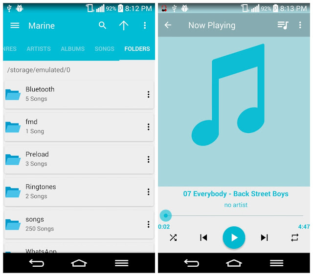 Marine Music Player Pro APK Free Download