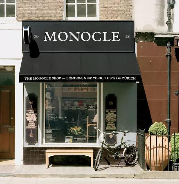 Monocleshop