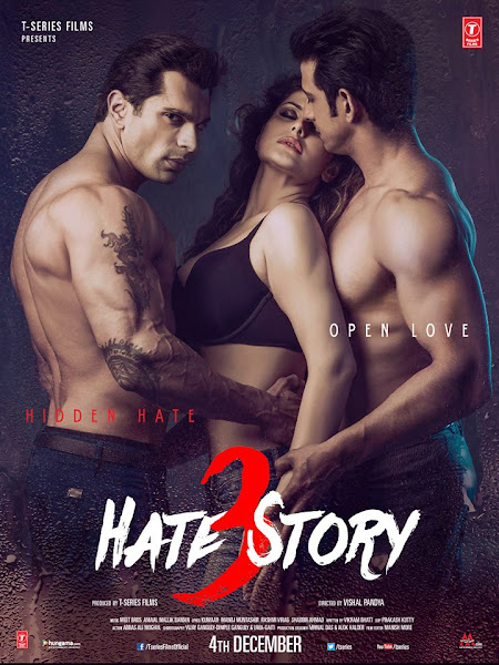 Hate Story 3 (2015) Movie Poster