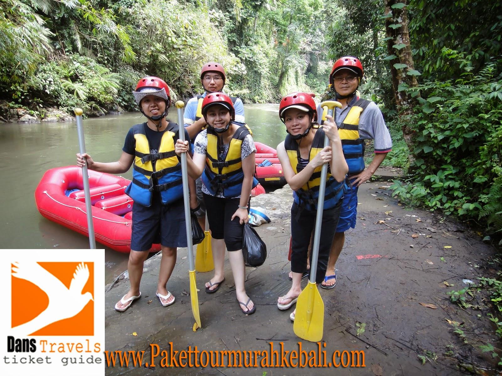 Rafting Ayung