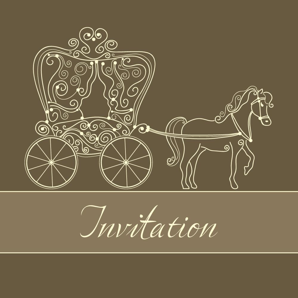 Wedding Invitation Card Design: Allamanda Creative