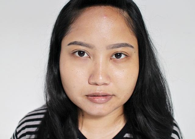 memakai sunscreen sebelum make up