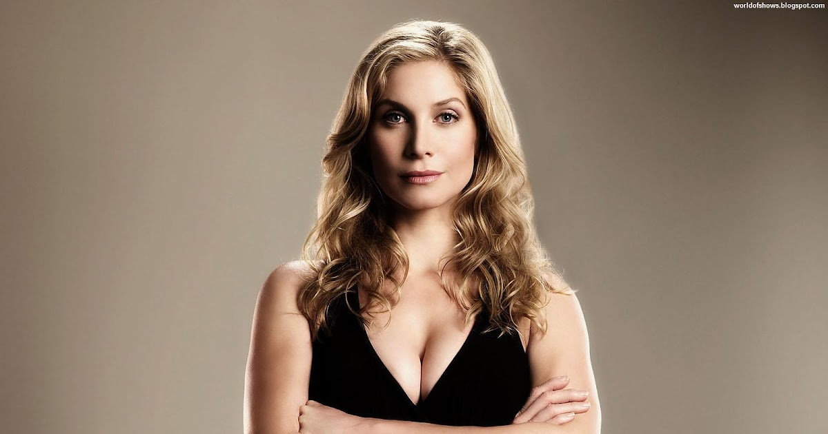 Usa Hd Wallpaper Download Elizabeth Mitchell Blonde American Actress And Model