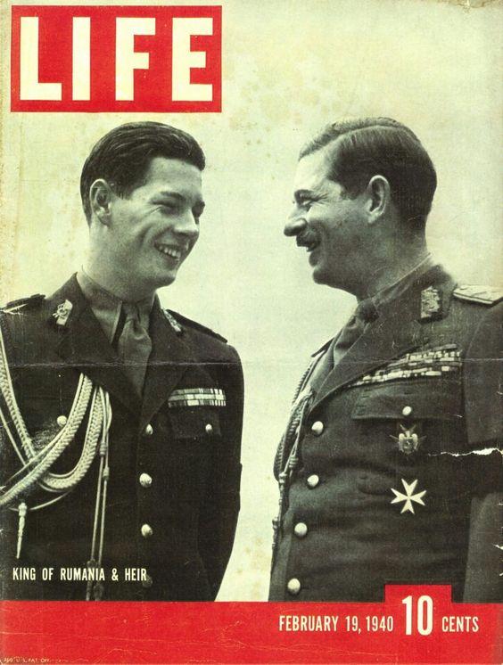 19 February 1940 worldwartwo.filminspector.com King Carol Romania