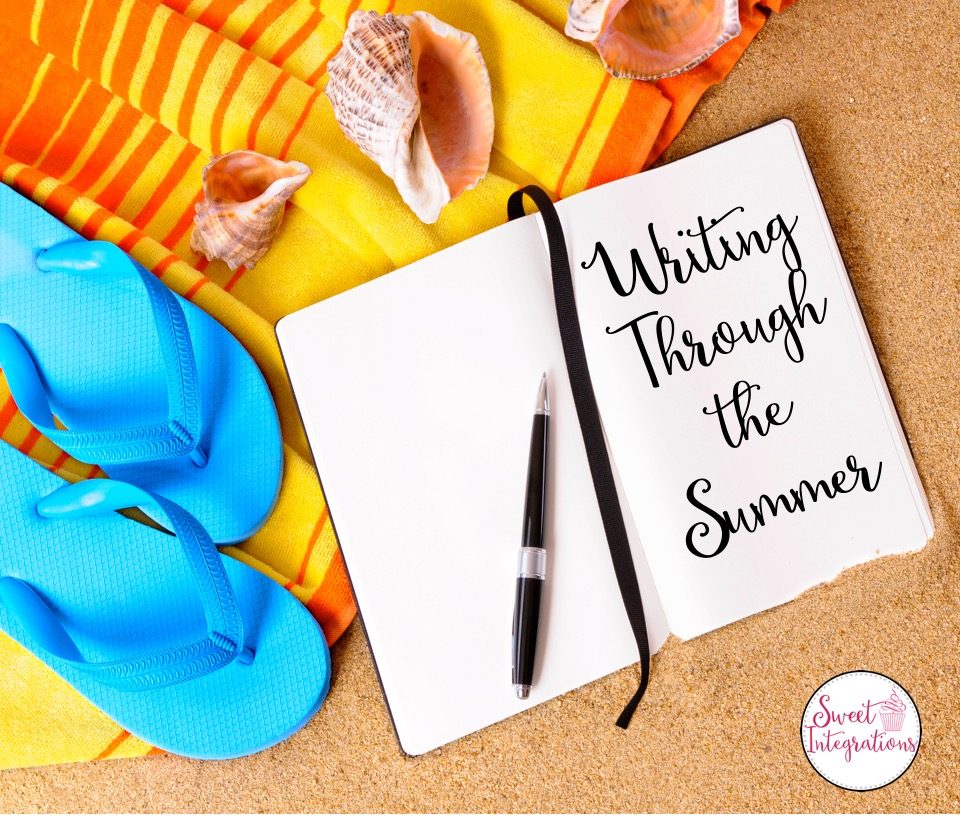 We want our students to return back to school refreshed and ready to learn. But, we also don't want them to fall behind. Summer is a great time for students to continue working on important skills. With all the activities going on this summer, it's really easy to create opportunities for kids to write. In this post, I have a 6 tips to promote writing through the summer. And, guess what! I've included ideas with technology!