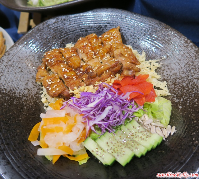 SUSHI TEI, sushi tei malaysia, japanese food, New Poke Bowl, new Vegetarian Menu, eat clean