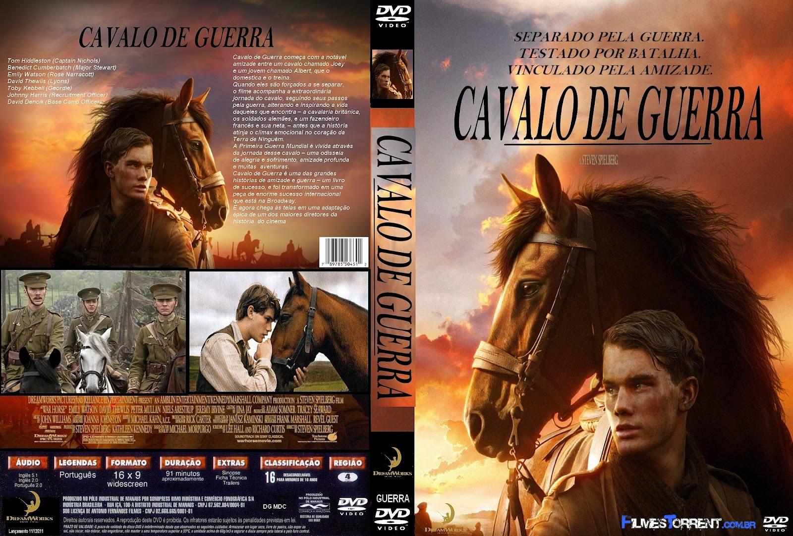 Cavalo de Guerra (War Horse) (2012) BD-Rip Dual Áudio ...