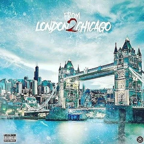 "#DONTSLEEP Caseeno Van Go drops new album ""From London 2 Chicago"""