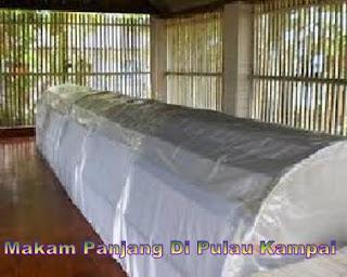 Makam Keramat Di Pulau Kampai