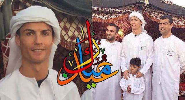 SUBHANALLAH.... Ini Alasan Yang Membuat Cristiano Ronaldo Senang Mendengarkan Tilawah Al-Quran