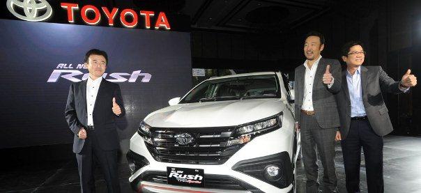 Harga dan Spesifikasi All New Toyota Rush 2018