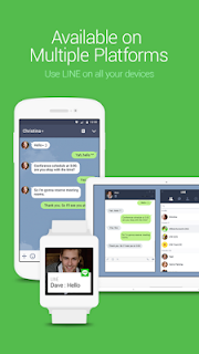Download Line Apk v5.11.0 (Free Calls & Messages)