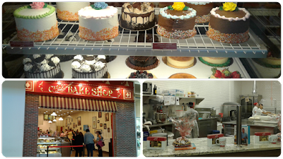 Carlos Bakery, no Florida Mall - Orlando