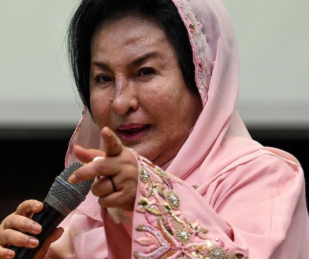 'Saya Nak Ajar Anak-anak Supaya Tidak Kurang Ajar Seperti Nurul' – Rosmah