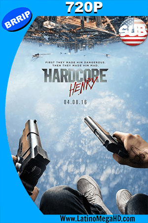 Hardcore: Misión extrema (2015) Subtitulado HD 720P ()