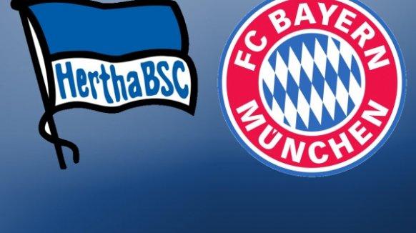 Hertha BSC v Bayern Munich Full Match & Highlights 1 October 2017