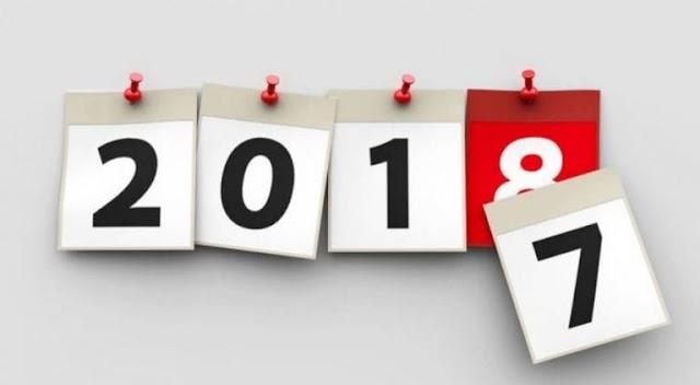 Azam Tahun Baru 2018