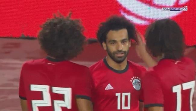 اهداف مباراة مصر والنيجر (6-0) تصفيات كاس الامم الافريقية