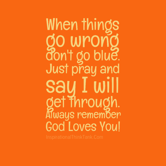 Quotes About When Things Go Wrong