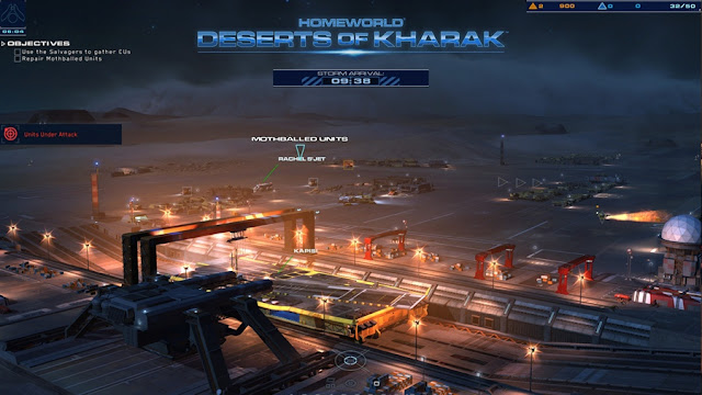 Homeworld Deserts of Kharak Download Photo