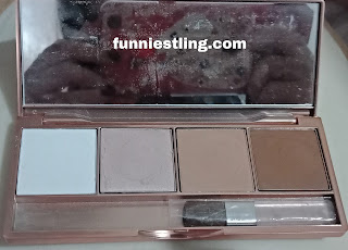 penampakan mustika ratu beauty queen face sculpt contour & highlight