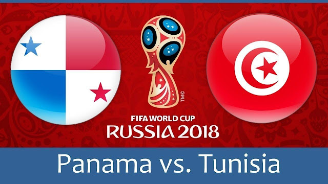 Panama vs Tunisia Full Match Replay 28 June 2018