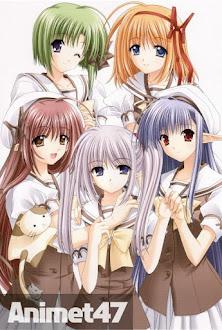 Shuffle! Memories - Anime Shuffle! Memories 2012 Poster