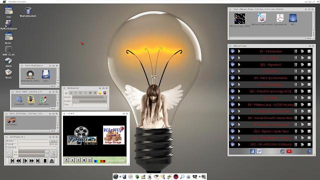 Icaros Desktop - English Amiga Board