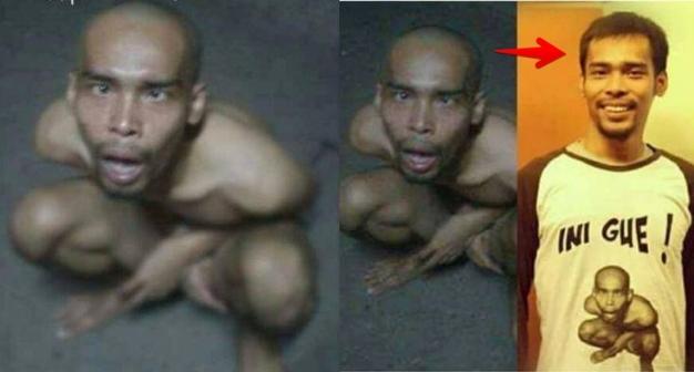 Pernah Perang Gambar Atau Bikin Meme Pake Foto ini? Ini sosok aslinya Nongol Di Facebook ( Asli Ngakak! )