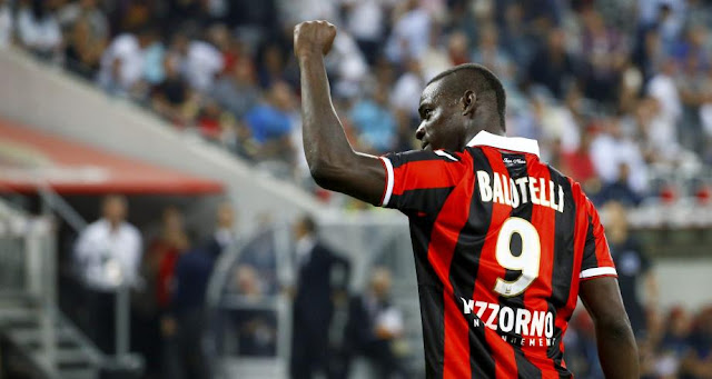 Mario Balotelli est déjà une star en Ligue 1