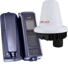 Spesifikasi Satelit Inmarsat IsatDock Marine Beam