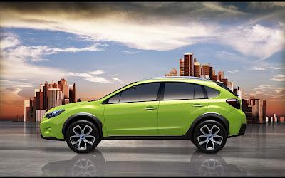 New Subaru Protren 2011