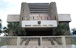 Rizab antarabangsa Bank Negara Malaysia 15 November 2016