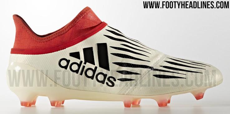 super popular e1839 ecc5d Limited Edition Adidas X 16+ PureChaos Champagne Pack Boots ...