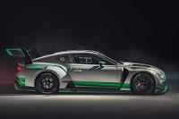 Bentley Continental GT3 2018 Side