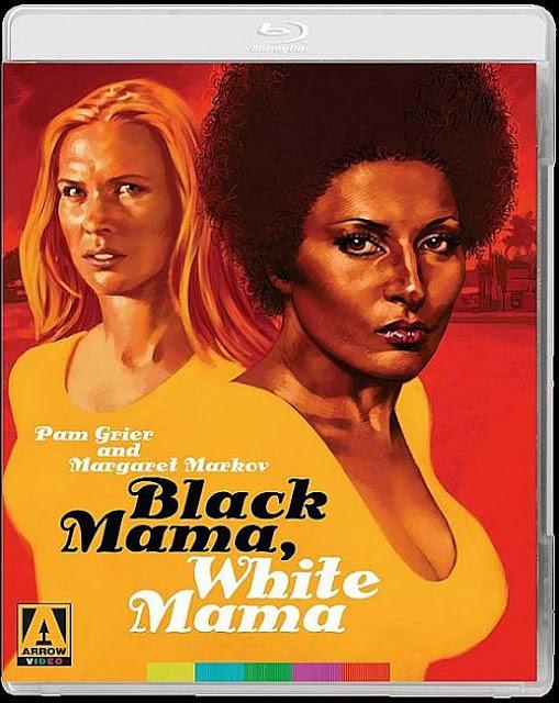 Black Mama, White Mama Blu-ray cover
