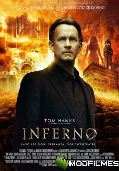 Capa do Filme Inferno