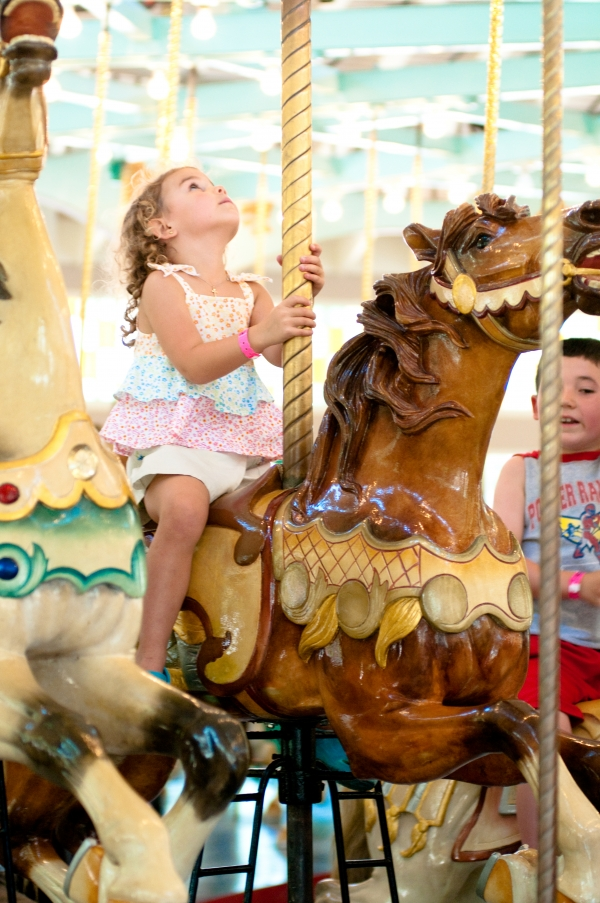 Activities and Attractions in New Orleans, Louisiana | babbs kid carousel in city park