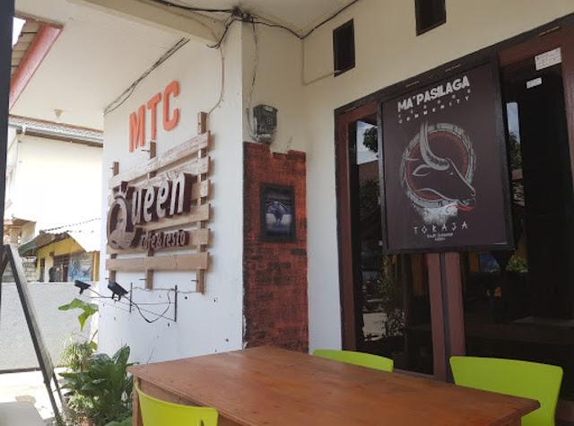Keren, Tampil dengan Konsep Tedong Silaga, Cafe Resto ini menjadi yang Pertama di Indonesia