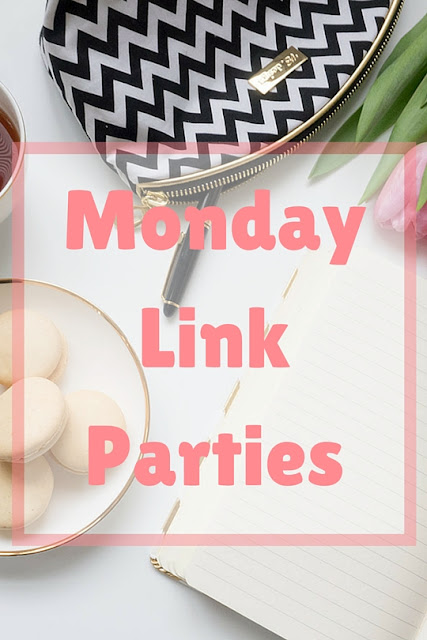 Monday link parties