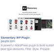 WordPress : Any Content Carousel slider with Elementary