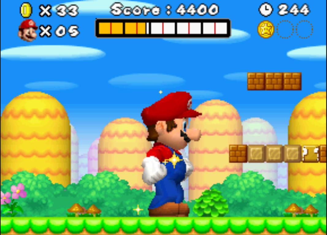 Kostenlos Super Mario Spielen