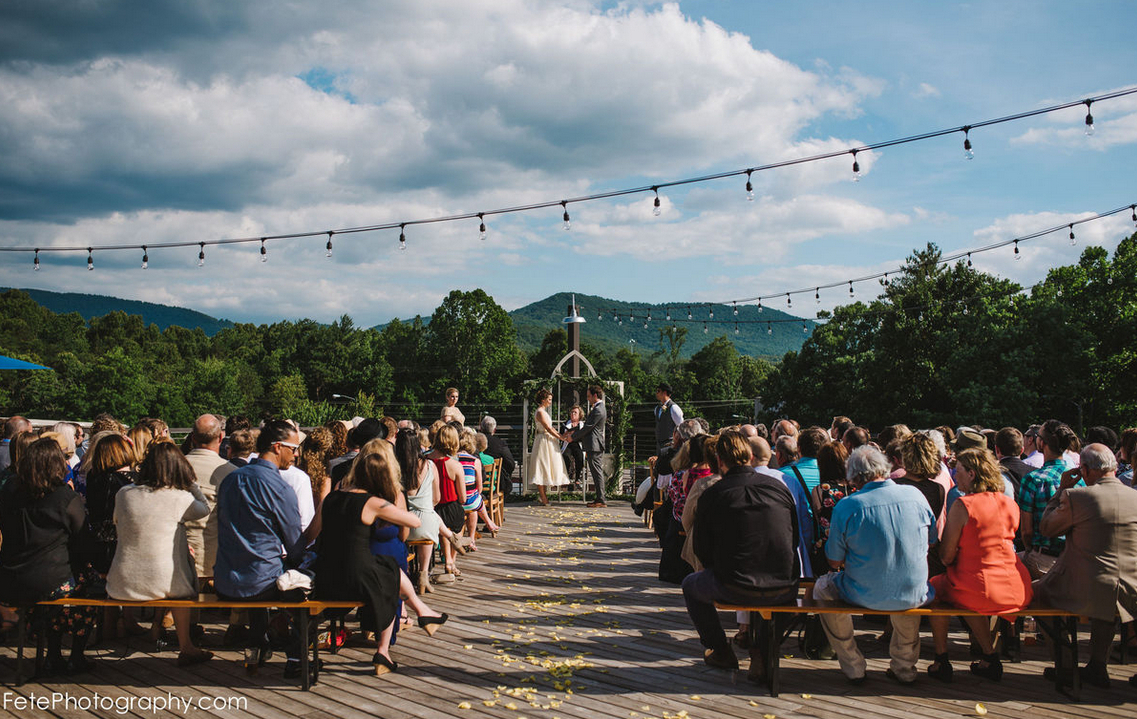 Highland Brewing Company Wedding Venue
