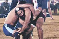 Day 2 - 3rd Kabaddi World Cup 2012 - Patiala