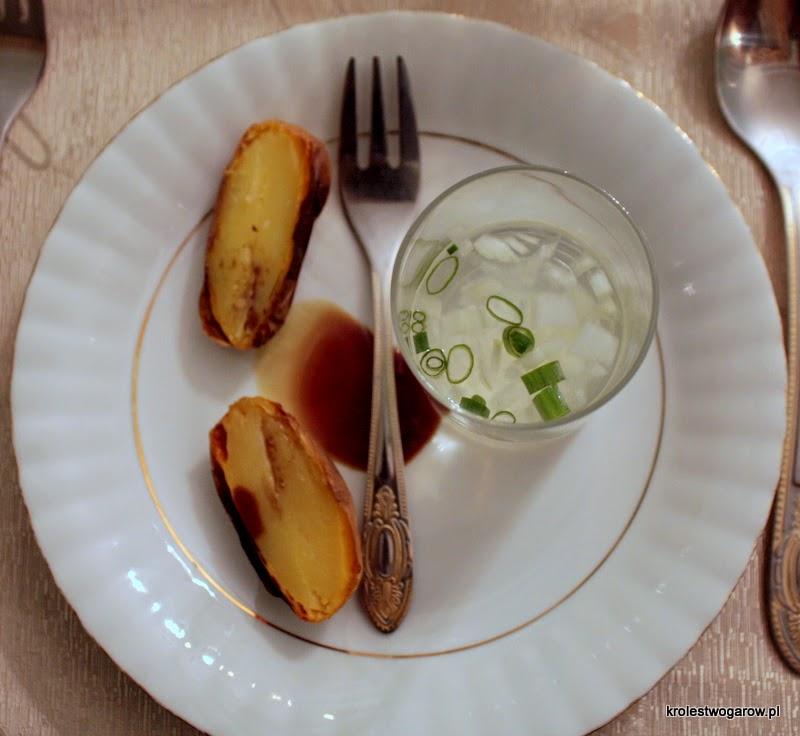 Blog o gotowaniu - tradycyjna kuchnia: Kluski z tartych
