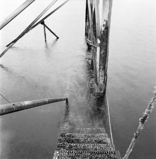 Kevin Percival, fotos en blanco y negro chidas, imagenes de soledad, lugares abandonados,