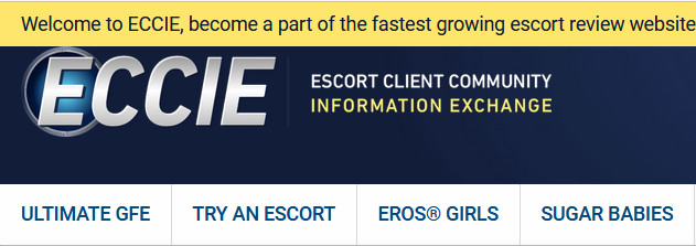 Eros Escort Website
