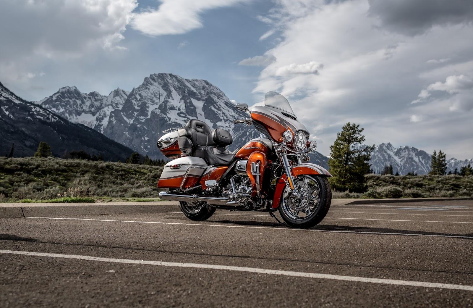 MotoGp: Harley-Davidson CVO Electra Glide Ultra Limited 2014